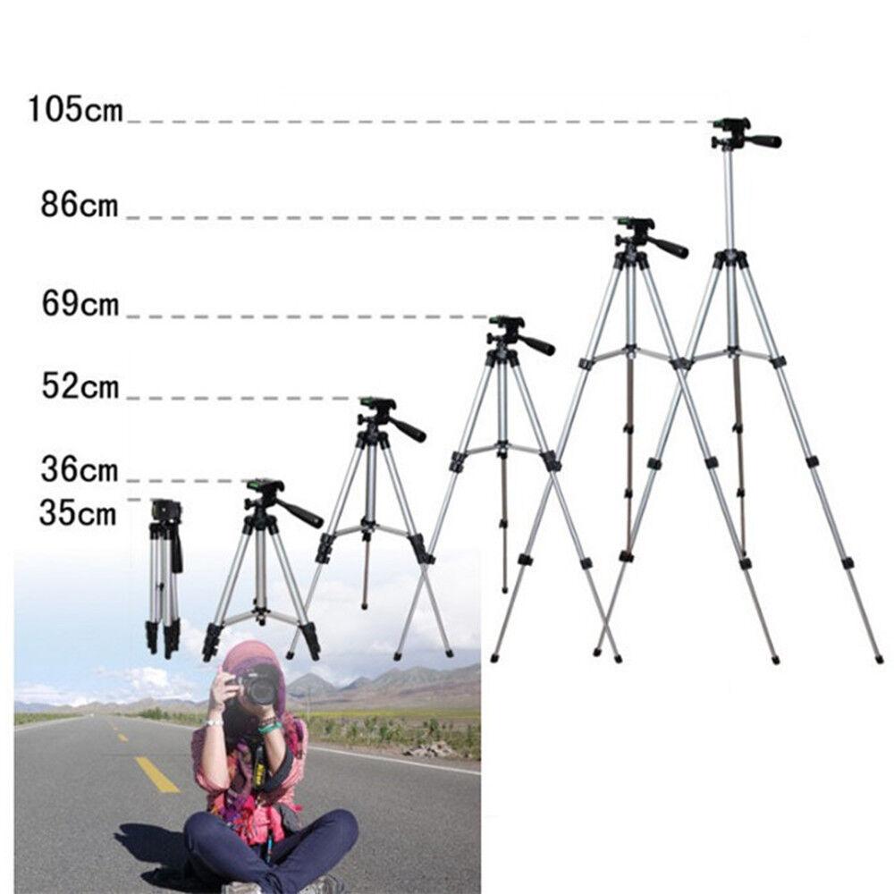 Verstellbare Stativhalterung Halterung für Digitalkamera Camcorder Phones