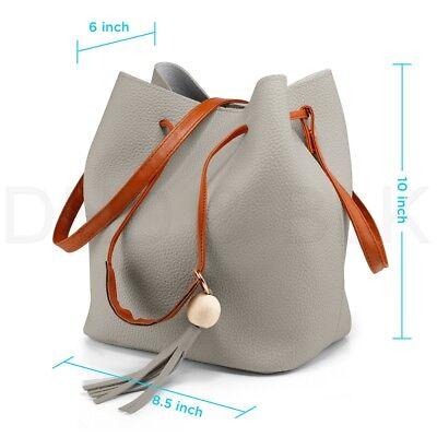 New Women Bags Purse Shoulder Handbag Tote Messenger Hobo Satchel Bag Cross Body 10