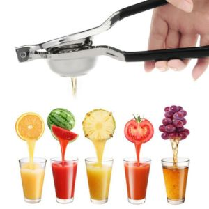 Stainless Steel Lemon Orange Lime Squeezer Juicer Hand Press Kitchen Tool US