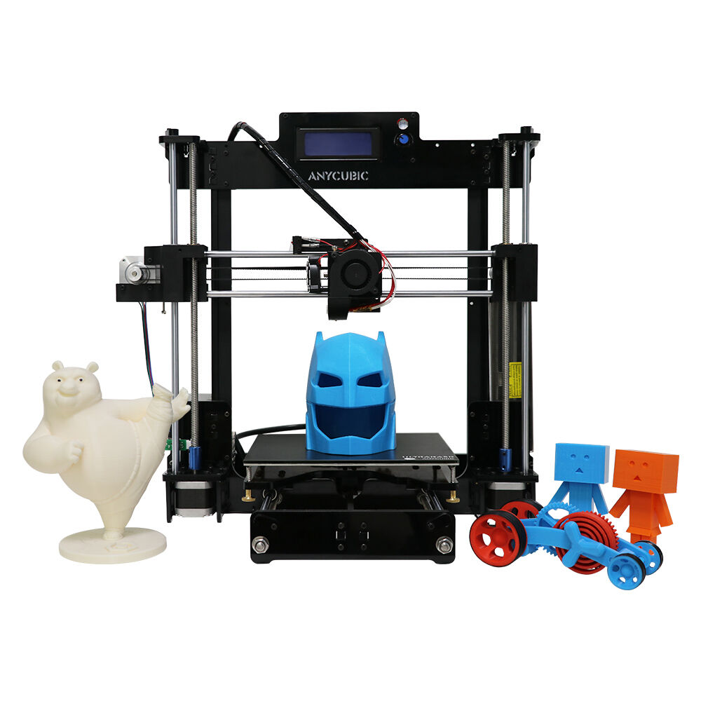 ANYCUBIC Prusa i3 3D Drucker Acrylrahmen Hohe Präzision Druckgröße 210x210x250mm