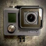 Used GoPro HERO waterproof 1080P 5MP HD Sport Action Camera Camcorder Great US!