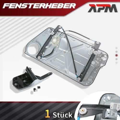Fensterheber Komplett Metallplatte Vorne Links VW New Beetle 9C1 1C1 1C0837655