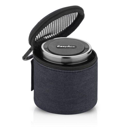 EasyAcc Mini Portable Bluetooth Lautsprecher + Bluetooth Lautsprecher Tasche