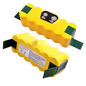 New 14.4V 2500mAh APS Vacuum Battery for iRobot Roomba 500 532 540 562 610 R3