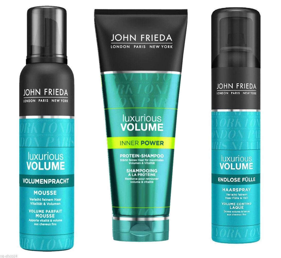 (33,96€/L)John Frieda Luxurious Volume 7 Tage volumen Pracht endlose Fülle spray