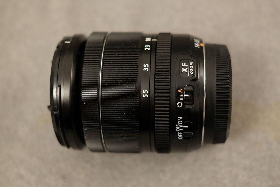 Fujifilm Fujinon XF 18-55 f2,8-4 R LM OIS Zoomobjektiv