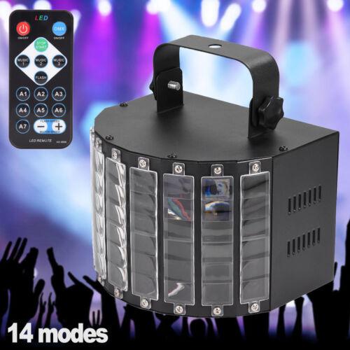 30W DJ LED Bühnenbeleuchtung DMX512 Disco Lichteffekt Strahler Bar Stagelampe GD