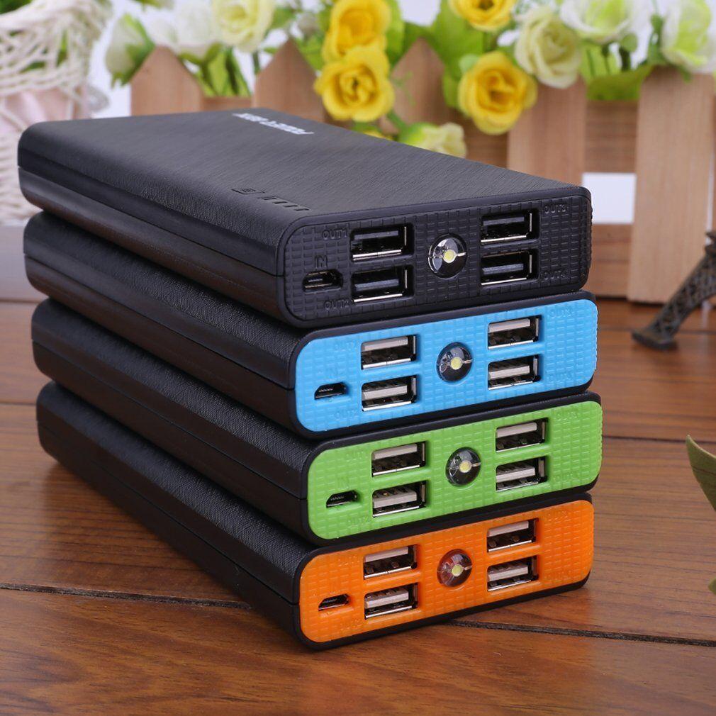 Universal USB Ladegerät 50000mAh führte Externer Akku Powerbank Batterie ^^