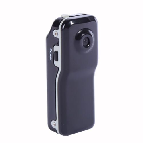 Mini Hidden DV Pocket Clip Camcorder Camera Sports HD DVR Video Camera Spy MD80