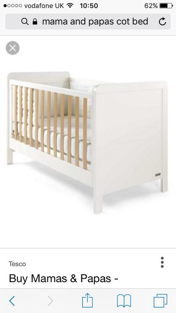 Rialto Cot Bed Spare Parts Waitting