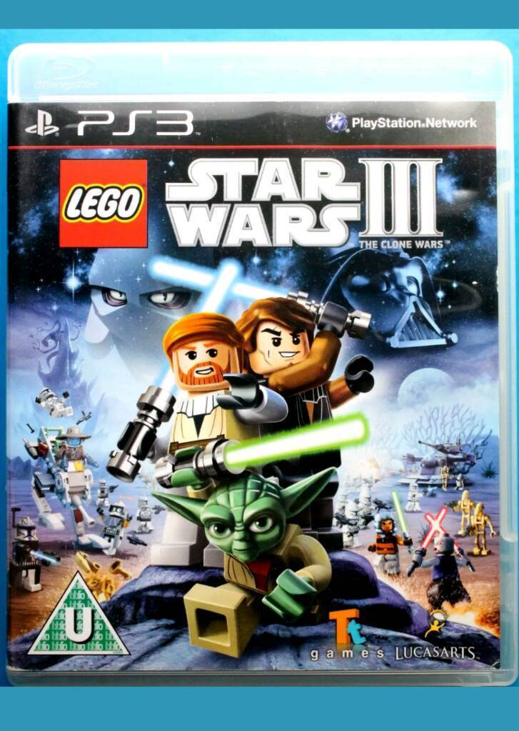 Lego Star Wars Iii The Clone Wars Ps3 Game In Great Yarmouth Norfolk Gumtree