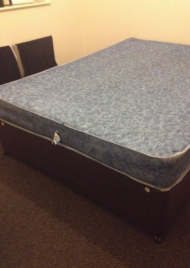 Brand New Double Mattress And Divan Bed Base