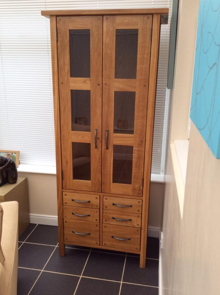 Laura Ashley Milton Display Cabinet In Sunderland Tyne And Wear Gumtree