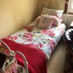 Cast Iron Single Bed Frame Mattress In Bracknell Berkshire Gumtree
