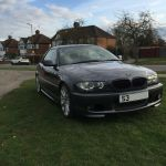 Bmw 3 Series Convertible 320cd With Hard Top And Extras In Hitchin Hertfordshire Gumtree