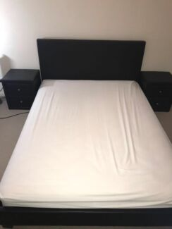 Queen Bed And Mattress Negotiable Joondalup