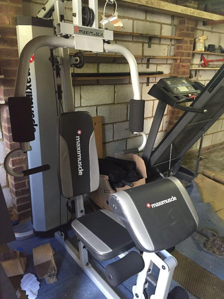 Maximuscle multi gym spare parts kayayoga