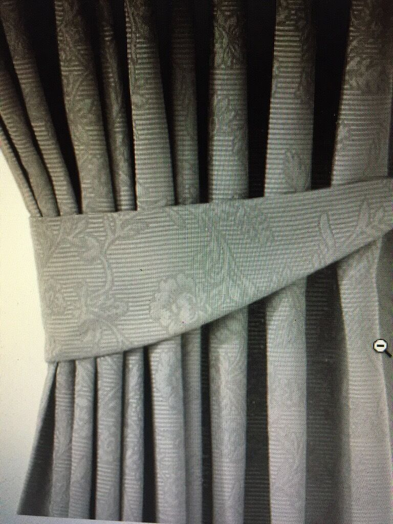 Ikea Blekviva Curtains Grey 2 Pairs Available In Rhiwbina Cardiff Gumtree