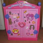 Pink Build A Bear Wardrobe Beararmoire Fashion Case In Broadstone Dorset Gumtree