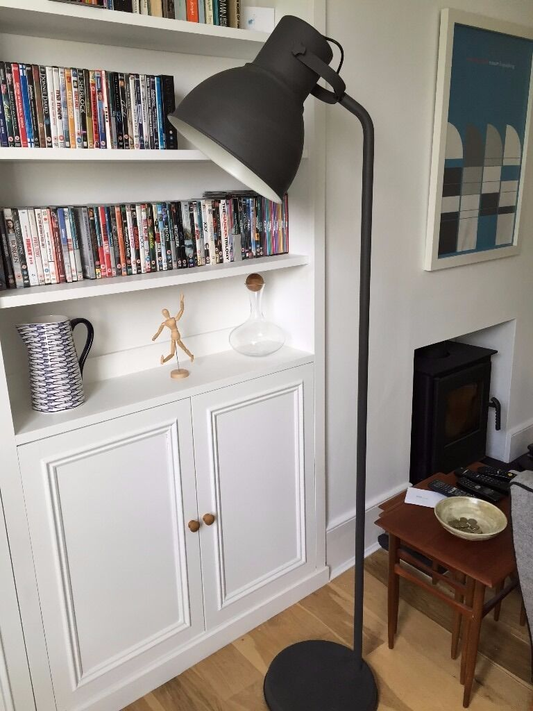 IKEA Hektar Floor Lamp For Sale In Crouch End London