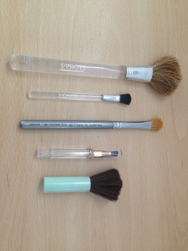 766ff4137aa6 Clinique Makeup Brushes In Cults Aberdeen Gumtree. Ruby And Millie Makeup  Brushes Depop