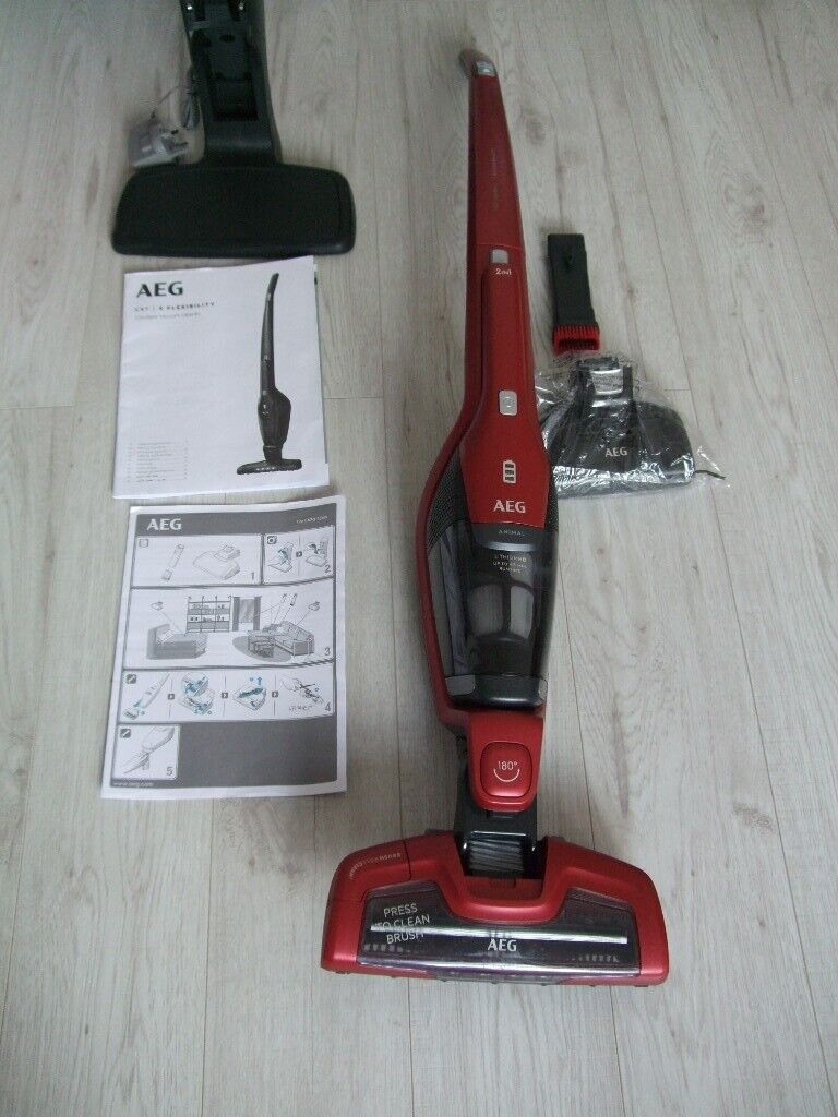 Aeg Animal 2 In 1 Cx7 2 45an Cordless Vacuum With Up To 45 Minutes Run Time In Coupar Angus Perth And Kinross Gumtree