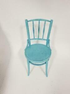 chaise en bois couleur varie restaurant cafe bistro frais peint 25 chacune