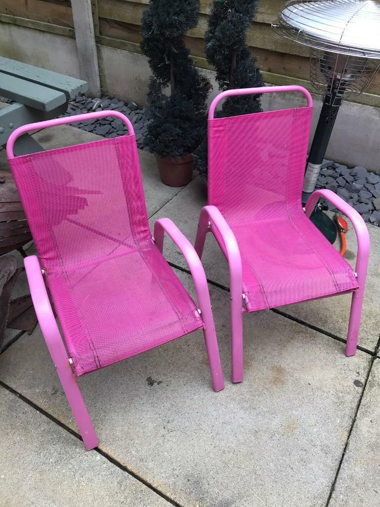 Kids Out Door Stacking Chairs 10 Pair In Padgate Cheshire Gumtree