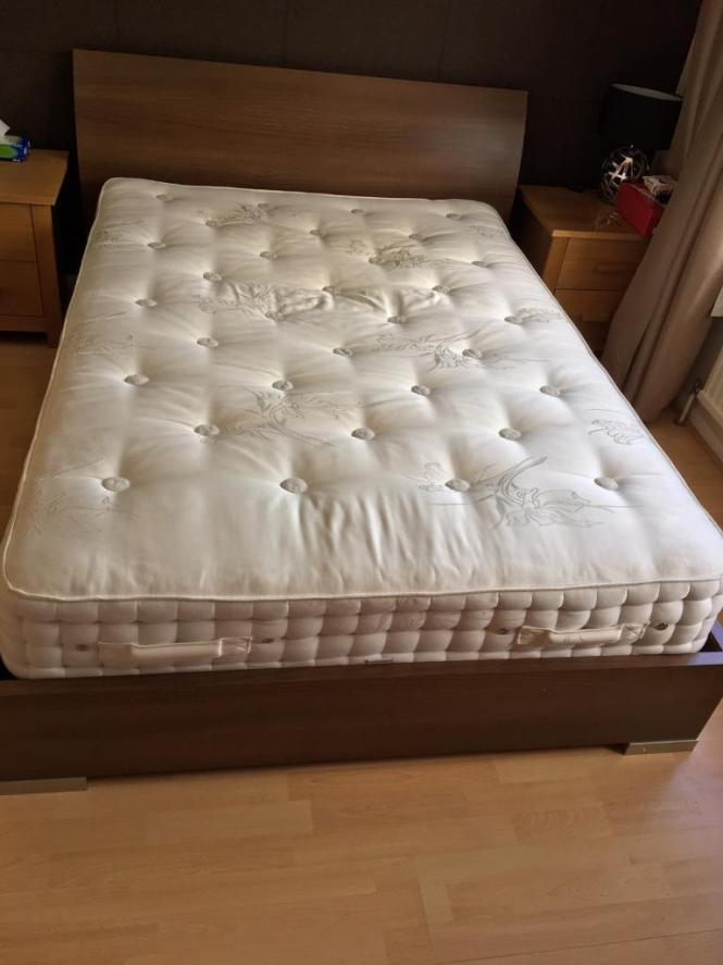 Pocket Sprung Millbrook Montreal Mattress Bed Frame