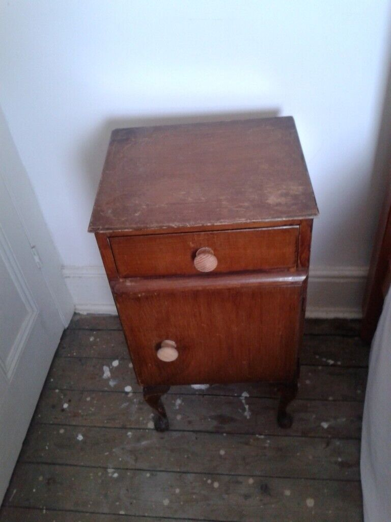 Bedside Table Victorian In Hull East Yorkshire Gumtree