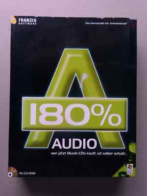 Franzis Audio 180% Internetradio Audio Streamer