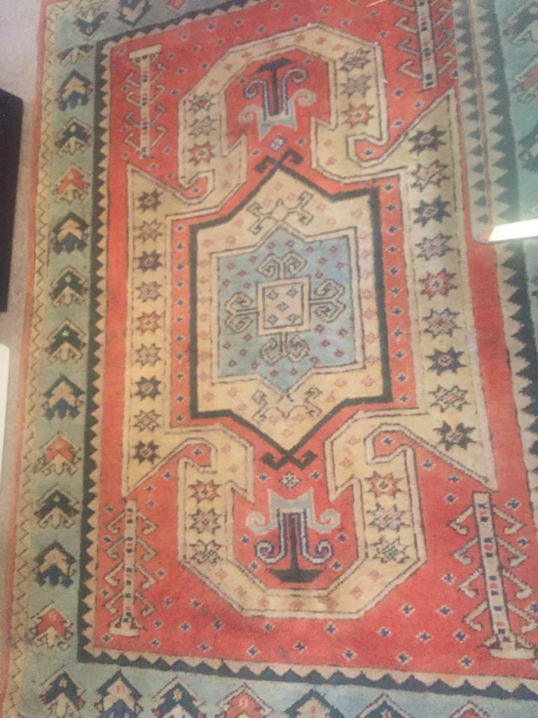 Beautiful Oriental Rug 100 Wool Top Quality In Liberton Edinburgh Gumtree