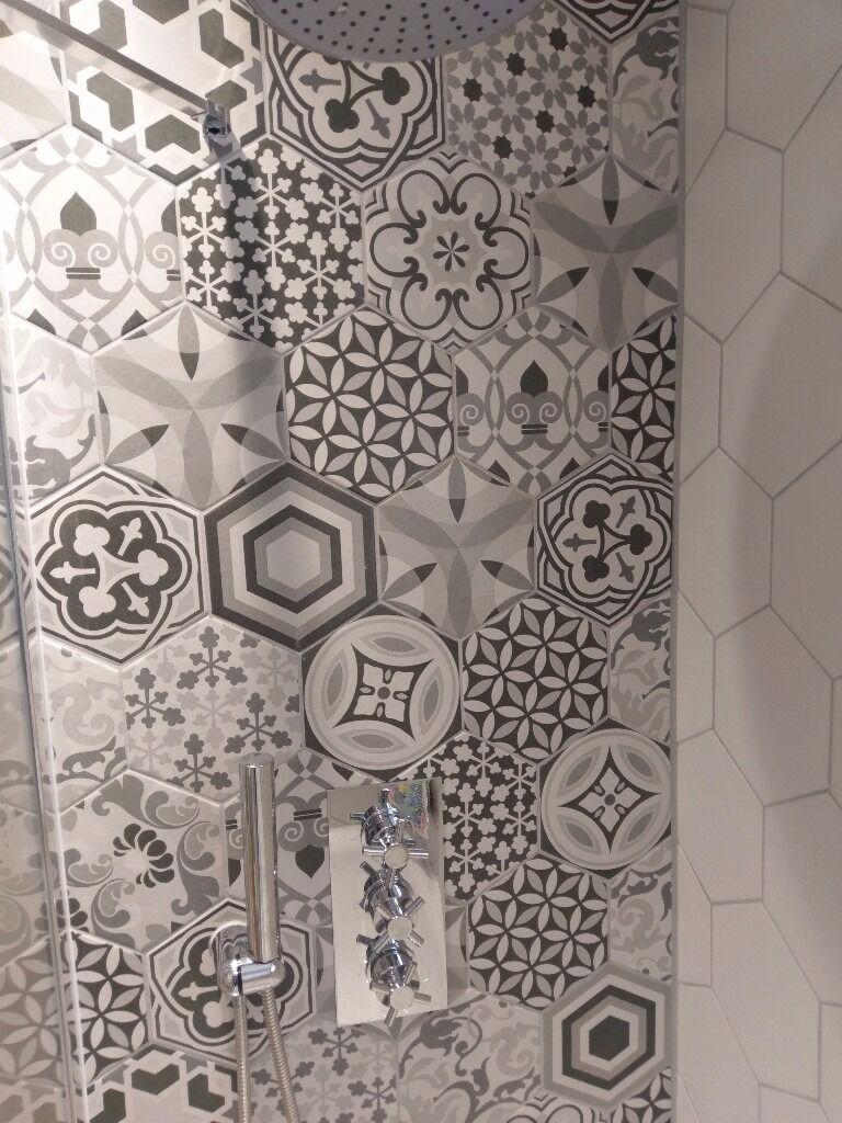 Hexagon Harmony Tiles 4 M2 In Cramond Edinburgh Gumtree