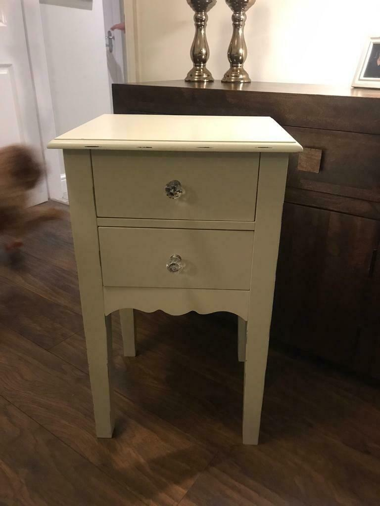 Shabby Chic Bedside Table In Hull East Yorkshire Gumtree