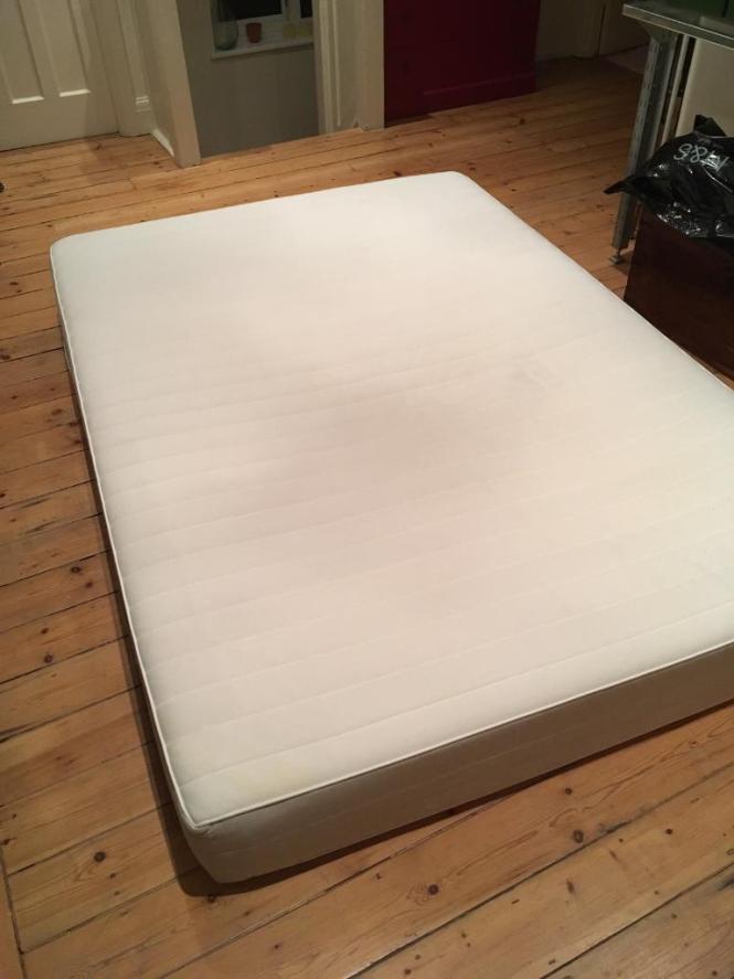 Free Double Sultan Ikea Mattress Eu Size 140cm X 200cm