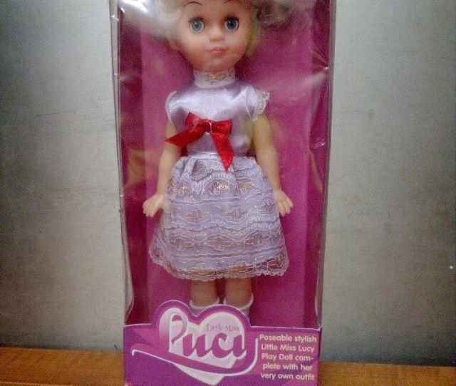 Little Miss Lucy Doll Bnib