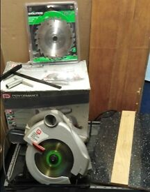 Circular Saw And Accessories