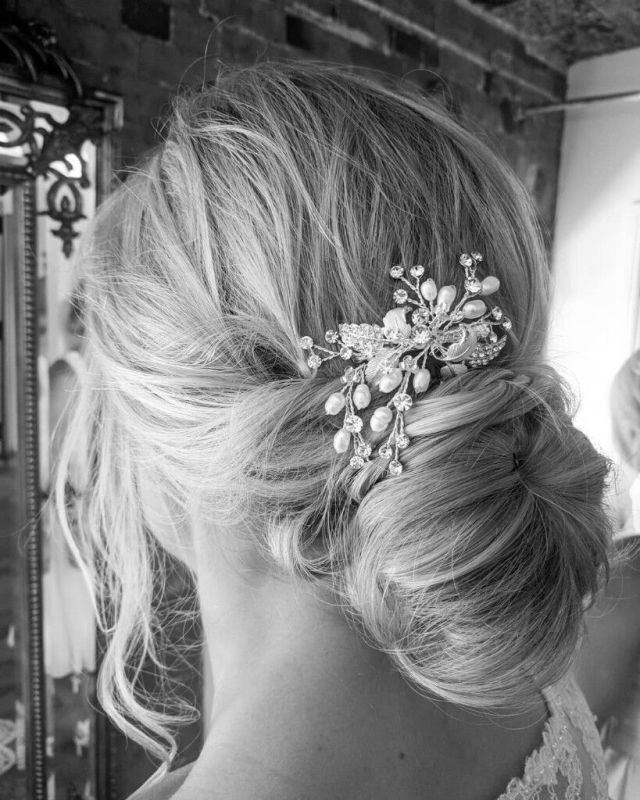 bridal hair clip | in ashby-de-la-zouch, leicestershire | gumtree