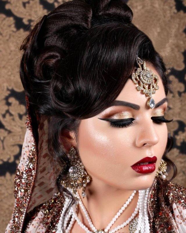 asian makeup artist / henna artist bedfordshire luton milton