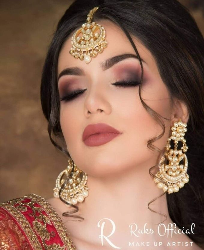 asian bridal makeup artist & hairstylist london (certified
