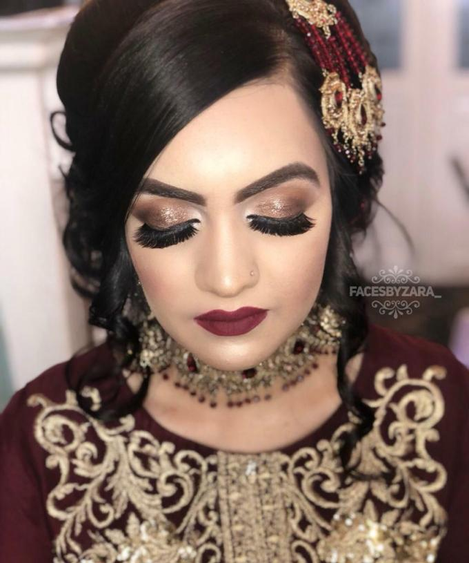 makeup artist asian bridal hair and makeup artists bradford