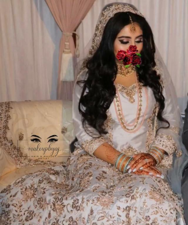 asian bridal hair and makeup artist | in kingston, london