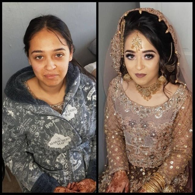 bridal hair and makeup artist - bridal/party/prom/graduation