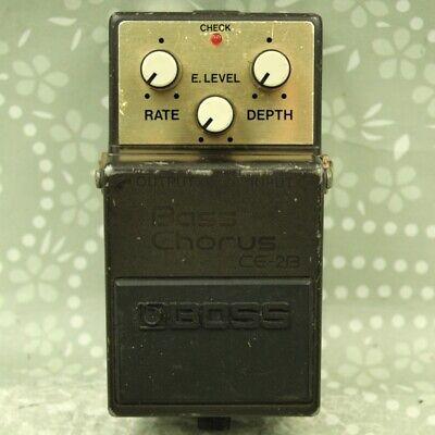 BOSS CE-2B Bass Chorus Vintage Guitar effect pedal (ZB99721)
