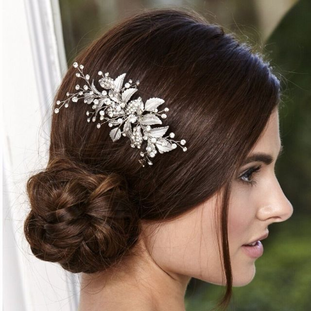 linzi jay silver hair accessory | in colchester, essex | gumtree