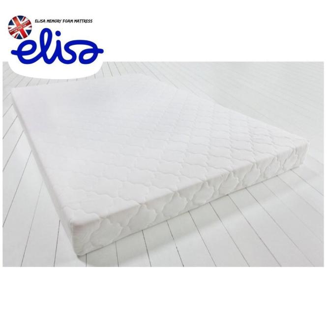 Elisa Memory Foam Mattress Uk Made