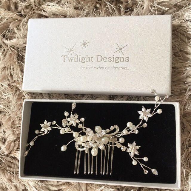 wedding hair clip | in durham, county durham | gumtree