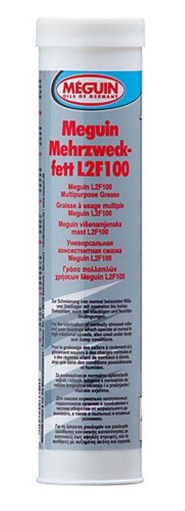 Meguin Mehrzweckfett L2F100 1x 400g Graphitfett Grafitfett Lithiumseifenfett