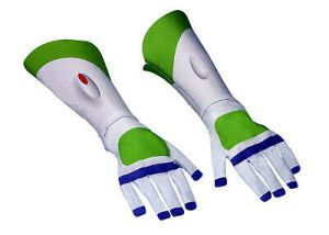 Buzz Lightyear Gloves Child Toy Story 18043