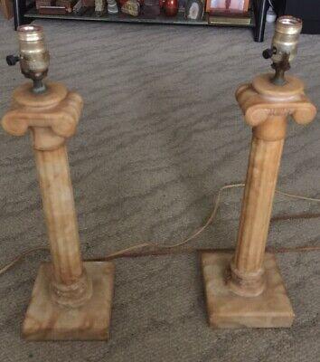Lamps Corinthian Column Vatican